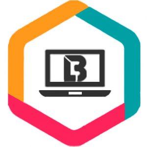 LaptopBRO Brand Logo